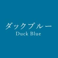 ダックブルー(Duck Blue)の色見本
