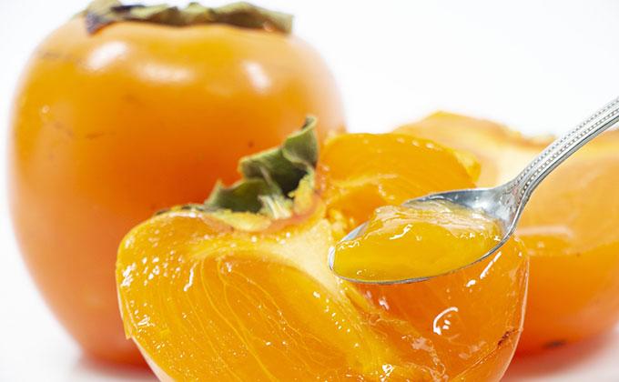 江戸柿の色