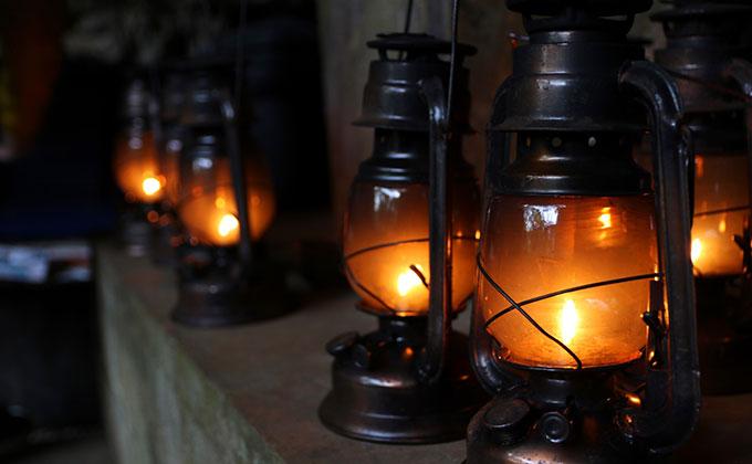 ランプの色