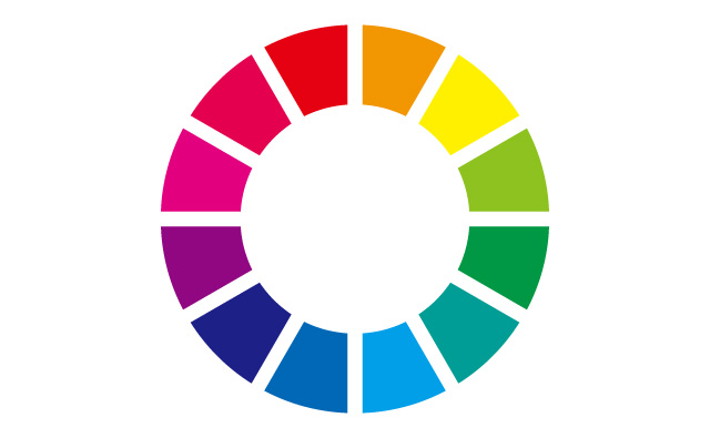 色の仕組みと色彩心理