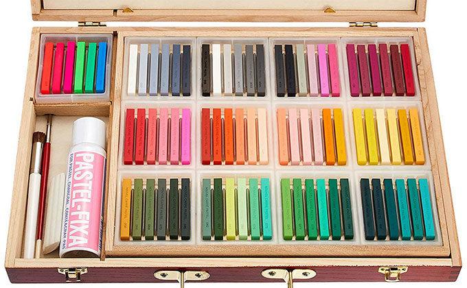 ヌーベル「カラーパステル」の色一覧【150色】
