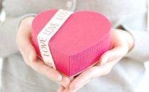 バレンタインの色のイメージ